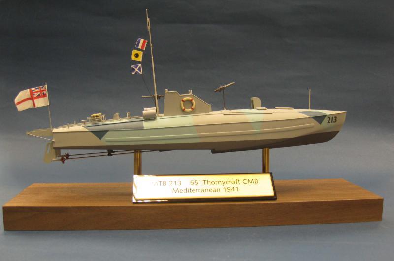 Thornycroft 55ft Coastal Motor Boat Mtb Kit