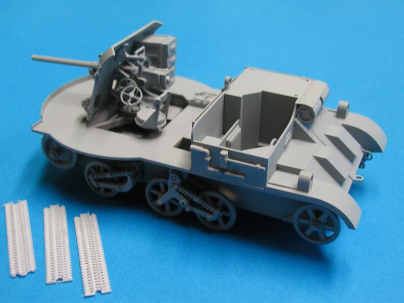 Australian 2 Pdr Universal Carrier Kit